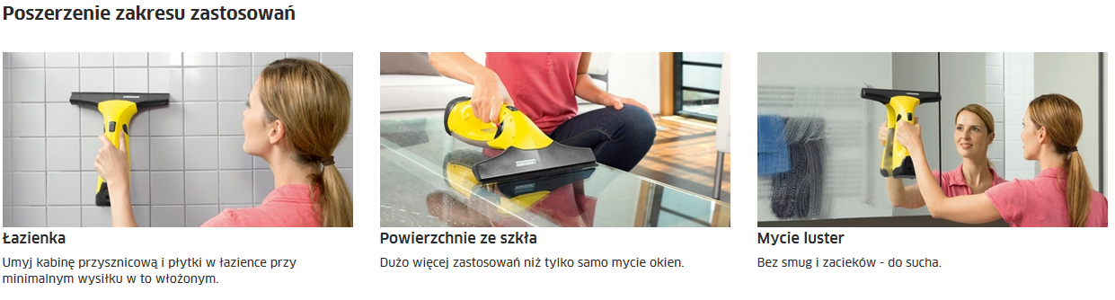 Myjka do szyb Karcher WV 2